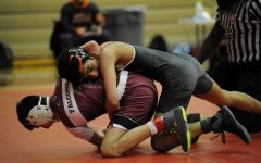 Wrestling completes another season, excited for the future