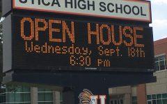 Utica opens its doors for parents