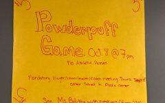 Powderpuff game scheduled