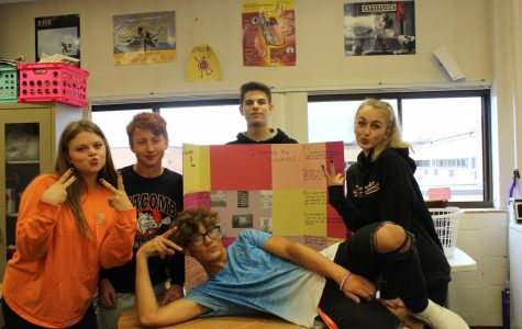 Trade show held during third hour