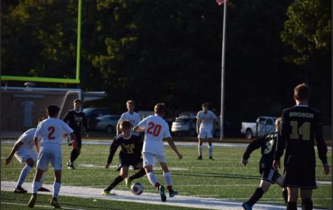Varsity soccer faces tough season