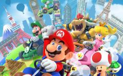 Nintendo's 'Mario Kart' comes to iOS