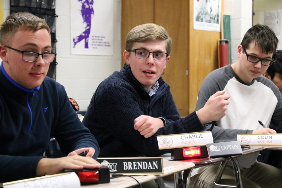Quiz Bowl team takes trivia wins