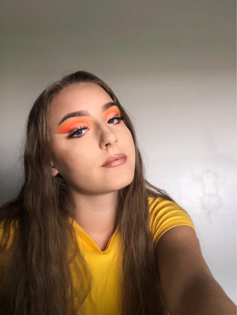 "Junior Madisyn Vargason's favorite part of doing makeup looks is putting eyelashes on. Her favorite beauty influencer is Nicol Concilio. ""Not only is she very talented on natural glam makeup and artsy makeup, but she is one of the last kind hearted, non-dramatic beauty influencers in that community."" Vargason said. ""I look up to her."""