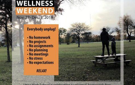 Wellness Weekend implemented