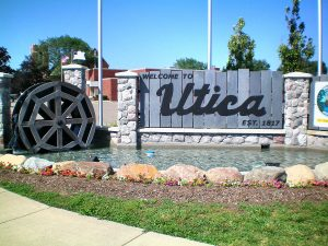 The city council of Utica has adopted the