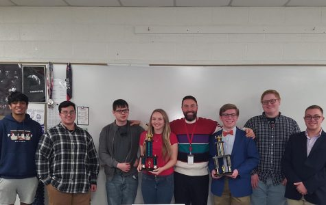 Quiz bowl team wins second place at MAC tournament