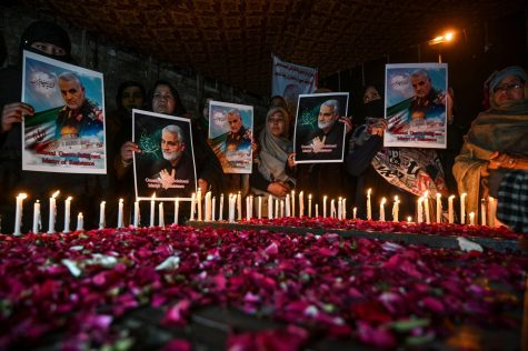 On Jan. 3, 2020, the U.S. killed Iranian Major General Qasem Soleimani