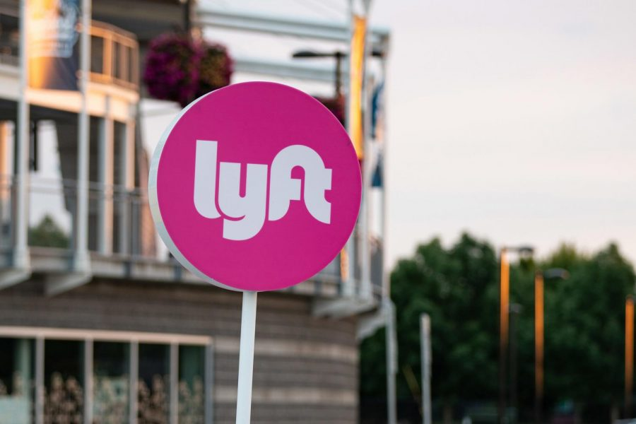 Students get a lyft from school