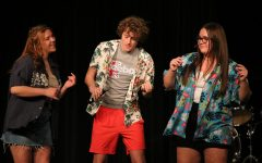 Students showcase their talents