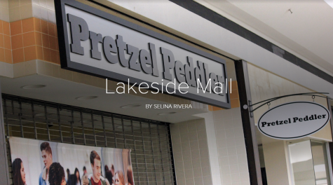 Lakeside Mall will feature ice skating rink