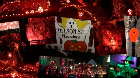 Terror on Tillson street