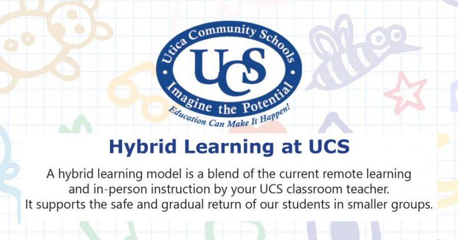 Hybrid Learning at UCS