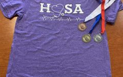 HOSA students earn awards in region competition