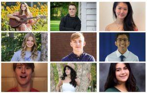 2021 Valedictorians & Salutatorians