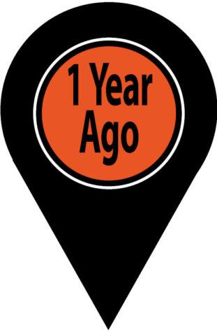 COVID One-Year Anniversary